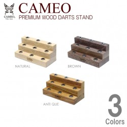 Premium Wood Stand (Brown)