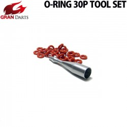 O-Ring 30p with Toolset (Red)