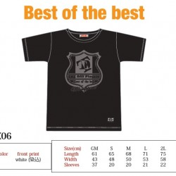 Best of the Best (Black) Size M