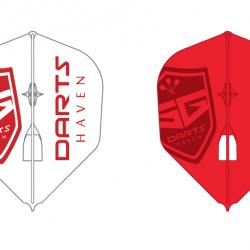 SG Darts Haven Flight L (Shape)