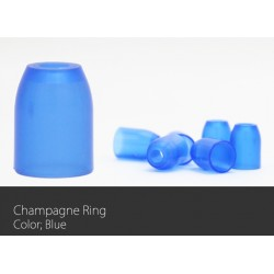 Champagne Ring Blue