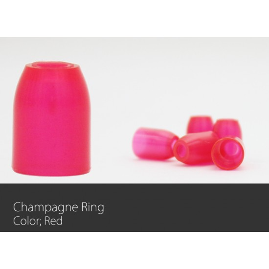 Champagne Ring Red