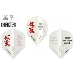 Cameo Godsend Mahjong CHARACTERS Flight L (Shape)