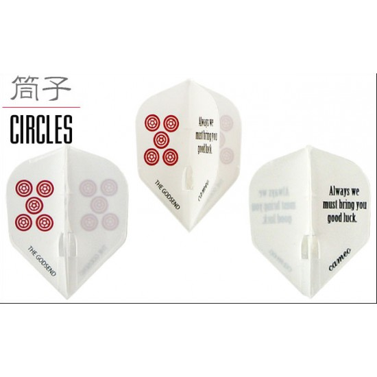 Cameo Godsend Mahjong CIRCLES Flight L (Shape)