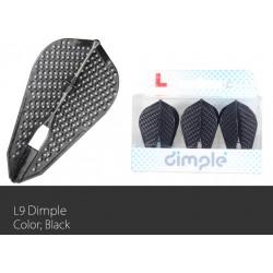 L9d Dimple Flight L (Black)