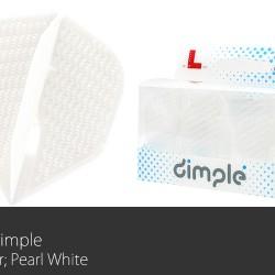 L3d Dimple Flight L (White)
