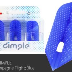 L6d Dimple Flight L (Blue)