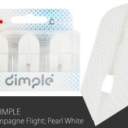 L6d Dimple Flight L (White)