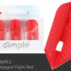 L6d Dimple Flight L (Red)