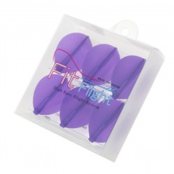 Fit Flight Teardrop (Purple)