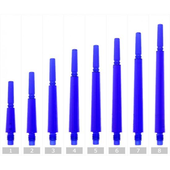 Fit Shaft Gear Normal Lock (Blue)
