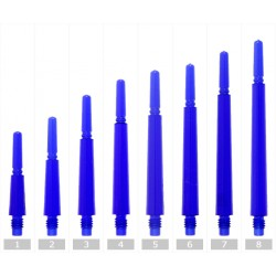 Fit Shaft Gear Normal Spin (Blue)
