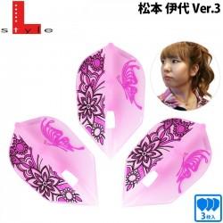 Iyo v3 Pink Flight L (Shape)