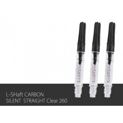 L-Shaft Carbon Silent 260 (Clear)