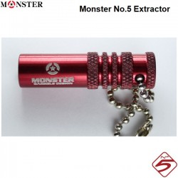 Monster No.5 Extractor Tool (Red)