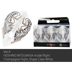 Hoshino v4 Clear Flight L (Shape)