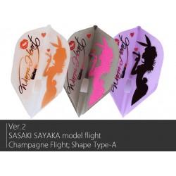 Sasaki v2 Type A Flight L (Shape)