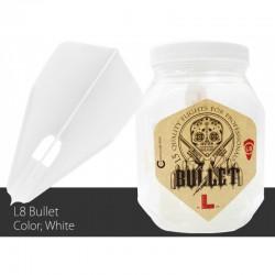 L8 Bullet White