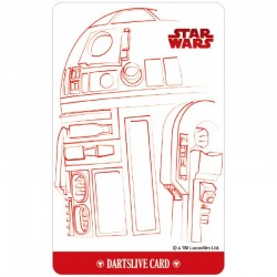 Star Wars The Last Jedi Dartslive Card (07)