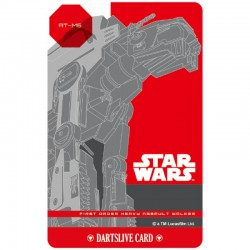 Star Wars The Last Jedi Dartslive Card (10)
