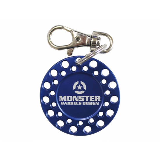 Monster Tip Holder (Blue)